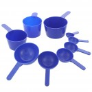 Measuring Scoops-75 ml-Blue